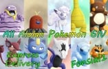 Pokemon Le's Go - All Alola Form Shiny 6IV (x 10-Pokemons Best Offer Lets go)