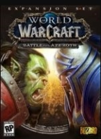 World Of Warcraft Battle For Azeroth + Boost Lv110