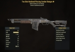 [PC] Two Shot Explosve Hardened Combat Shotgun 50/2 - Weapons - Fast Delivery