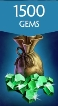 SMITE 1,500 Gems - TOP UP - Instant Delivery