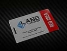 Lab. Red Keycard + Arsenal storage room key