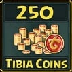 TIBIA COINS 9.5$ Instant Delivery