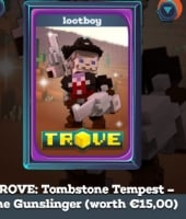 TROVE: Tombstone Tempest - The Gunslinger
