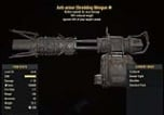 Anti-armor Shredding Minigun - Level 35