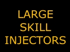 LARGE SKILL INJECTORS,  VERY SAFE DELIVERY!!!