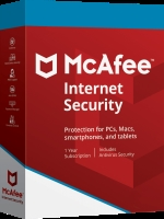 McAfee Internet Security 2019-5 YEARS /1 PC (key)