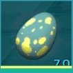 FERT PTERA EGGS COLORED BASE LEVEL 330-345