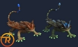 ROZKAZ PC - PVE NEW Official Server GLOWTAIL PAIR LVL 379 AND 314 UNLEVELED