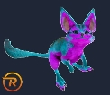 ROZKAZ PC - PVE NEW Official Server JERBOA MALE CYAN AND MAGENTA