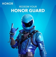 Honor Guard Fortnite Outfit Skin