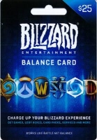 Blizzard Balance Code 25$ | CAN ONLY BE USED IN NEW ZEALAND! |