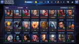 Marvel Future Fight account - Shield Lvl 60 - 137 characters avaiable - amount of items - Thanos & Quicksilver - 15 skins - CHANGE NAME AVAIABLE