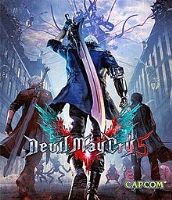 Devil May Cry 5 Standard Edition Steam CD KEY GLOBAL
