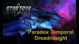 Paradox Temporal Dreadnought T6 SLEEP TIME 23:00 -08:00 GMT+1