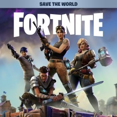Fortnite Founders Edition - Save The World Code (PC)