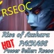 Rise of Azshara Hot 455 lvl package , All server delivery!(check the description!!!)