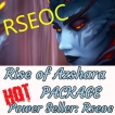 Rise of Azshara Newly Hot 390 lvl package , All server delivery!(check the description!!!)