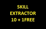 SKILL EXTRACTORS-Safe-Fast-Best Price!!!10+1 Free