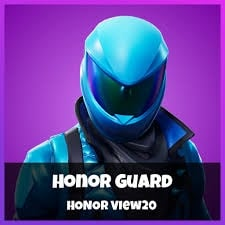 Fortnite Honor Guard Skin Code