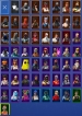 Fortnite account 55 skins s4/5/6/7/8 + more skins, see photos.+ ps4 skins+twitch prime 1/2+ Avengers skin.