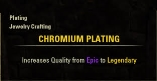 [PC-NA] Chromium Plating | Fast Delivery, Cheapest Prices |