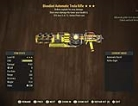 Blodied Automatic Tesla Rifle- Level 50