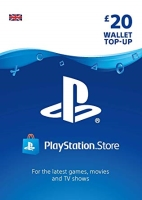 2 PS4 GIFT CARDS, BOTH WORTH 20$