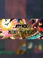 Attack of the Mutant Fishcrows Steam Key GLOBAL