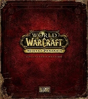 World Of Warcraft EU Unused Mist Of Pandaria Collector's Edition CD Key