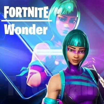 Fortnite Wonder Skin Code