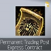 Permanent Trading Post Express Contract