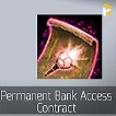 Permanent Bank Access Contract