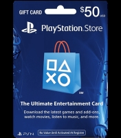 EPIC DISCOUNT] PlayStation Network Gift Card 50$ | USD PSN