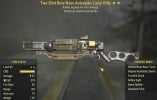 Two Shots Explosive Laser Rifle (45lvl) - Delivery 3-5min!