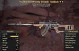 Two Shot Explosive Automatic Handmade AK-47 (45lvl) - Delivery 3-5min!