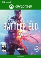 Battlefield V 5 Deluxe Edition Xbox One KEY