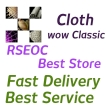 WTS WOW Classic Cloth, All server US/EU delivery!