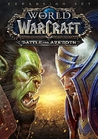 Wow Battle of Azeroth Expansion