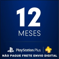 PlayStationPlus 12-Month Membership  ( Active Sales )