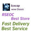 WTS Icecap, All classic server delivery!