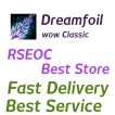 WTS Dreamfoil, All classic server delivery!