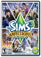 The Sims 3 Ambitions (Origin Key)