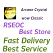 WTS Arcane Crystal, All classic server delivery!