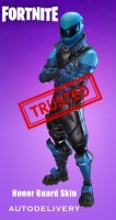 Honor Guard Outfit Skin Fortnite