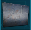 Metal Wall x200,PC PVE New Official Servers