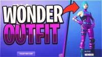 Wonder Outfit code