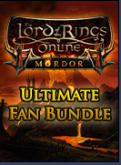 The Lord of the Rings Online: Mordor - The Ultimate Fan Bundle