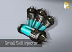 Small skill injector