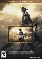 FINAL FANTASY XIV ONLINE 60 DAY GAME TIME [CODE NA]
