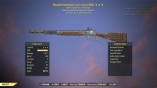 Bloodied Lever Rifle - Bullets explode + 25% less VATS